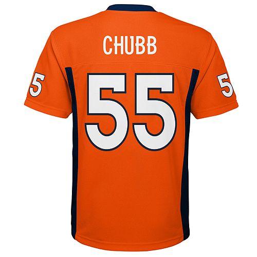 online retailer f1169 36ca7 Boys 8-20 Denver Broncos Bradley Chubb Jersey