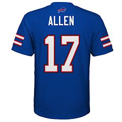 Boys 8-20 Buffalo Bills Josh Allen Jersey