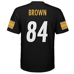 Boys 8-20 Pittsburgh Steelers Antonio Brown Jersey