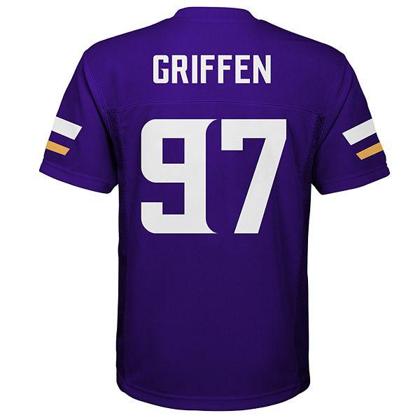 Boys 8-20 Minnesota Vikings Everson Griffen Jersey