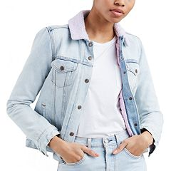Women's Levi's® Thermore Original Denim Trucker Jacket
