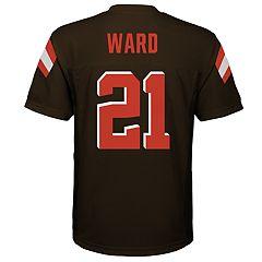 Boys 8-20 Cleveland Browns Denzel Ward Jersey