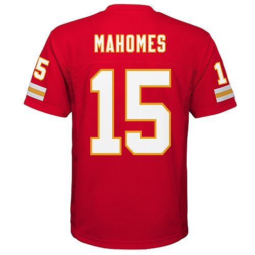 buy popular 73ddd f65ef kc chiefs youth jersey