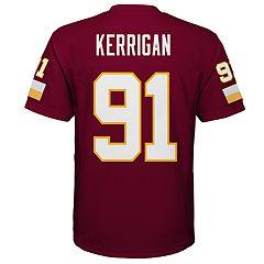 Boys 8-20 Washington Redskins Ryan Kerrigan Jersey