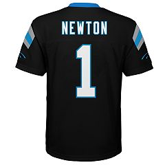 Boys 8-20 Carolina Panthers Cam Newton Jersey