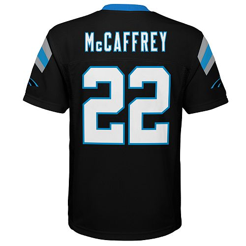 Boys 8-20 Carolina Panthers Christian McCaffrey Jersey
