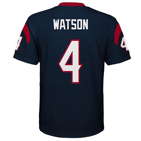 Boys 8-20 Houston Texans Deshaun Watson Jersey