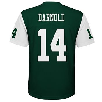 Boys 8 20 New York Jets Sam Darnold Jersey