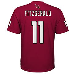 Boys 8-20 Arizona Cardinals Larry Fitzgerald Jersey