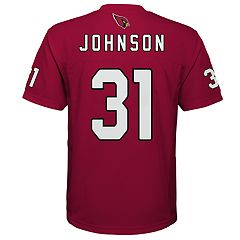 Boys 8-20 Arizona Cardinals David Johnson Jersey