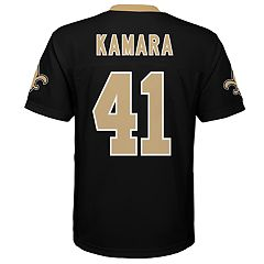 Boys 8-20 New Orleans Saints Alvin Kamara Jersey