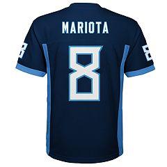 Boys 8-20 Tennessee Titans Marcus Mariota Jersey