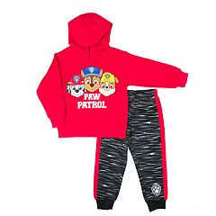 Toddler Boy Paw Patrol Marshall, Chase & Rubble Pullover Hoodie & Jogger Pants Set