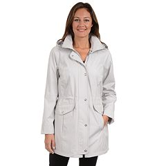 Women's Fleet Street Hooded Poplin Anorak Jacket