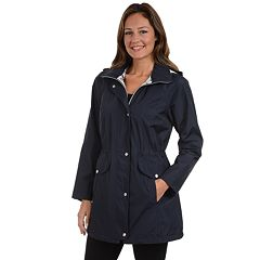 3bfb93e7c30 Women s Fleet Street Hooded Poplin Anorak Jacket