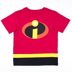 Disney / Pixar The Incredibles Toddler Boy Logo Graphic Tee