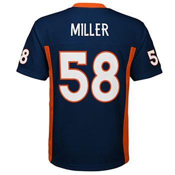 brand new 22bc9 3fd79 Boys 8-20 Denver Broncos Von Miller Jersey