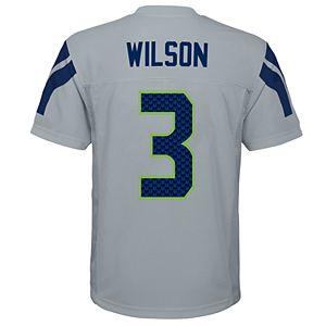 reputable site 78fcd b1334 Women's Nike Seattle Seahawks Russell Wilson Jersey