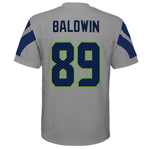on sale 00613 7f33b Boys 8-20 Seattle Seahawks Doug Baldwin Jersey