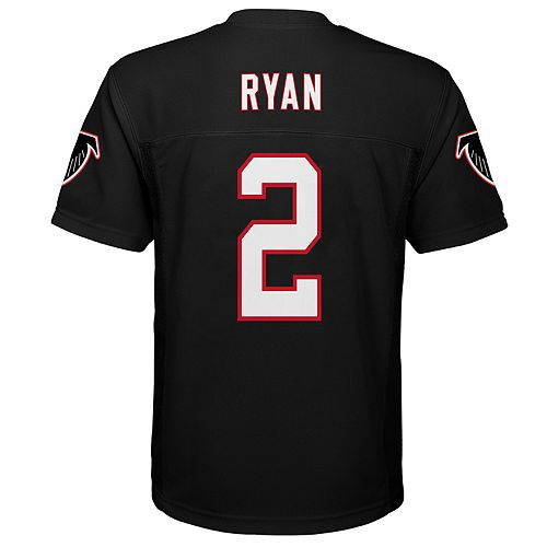 buy cheap 0e88a ae650 Boys 8-20 Atlanta Falcons Matt Ryan Jersey
