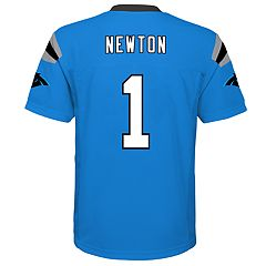 Boys 8-20 Carolina Panthers Cam Newton Jersey abe03ff6f