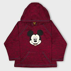 Disney's Mickey Mouse Toddler Boy Space Dyed Pullover Hoodie