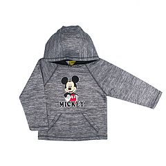 Disney's Mickey Mouse Toddler Boy 'Mickey' Space Dyed Pullover Hoodie