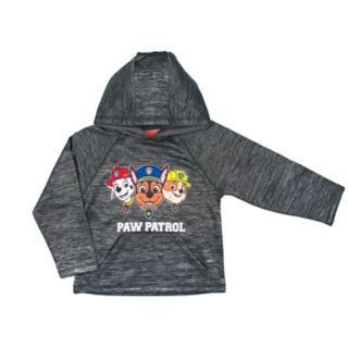 Toddler Boy Paw Patrol Marshall, Chase & Rubble Space Dyed Pullover Hoodie