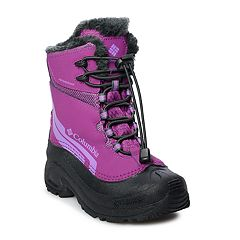 Columbia Bugaboot IV Girls' Waterproof Winter Boots