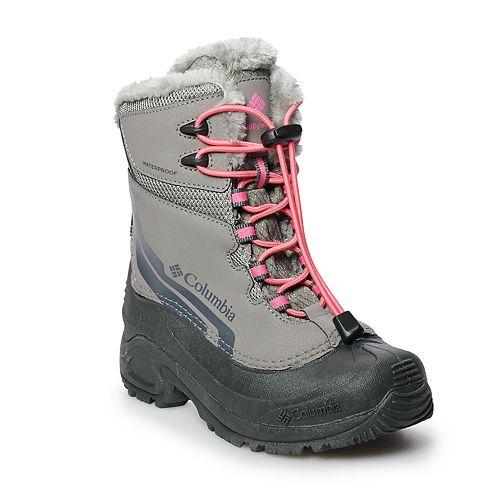 Columbia Bugaboot IV Girls' Waterproof Winter Boots