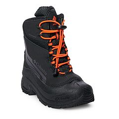 Columbia Bugaboot IV Boys' Waterproof Winter Boots