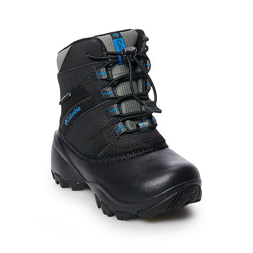 Columbia Rope Tow III Boys' Waterproof Winter Boots