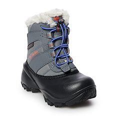 Columbia Rope Tow III Girls' Waterproof Winter Boots