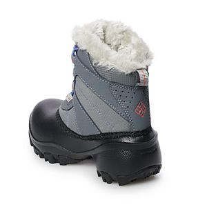 Columbia Rope Tow III Girls' Waterproof Winter Boots
