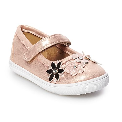 dadeaa6883f Rachel Shoes Gisela Toddler Girls' Mary Jane Shoes