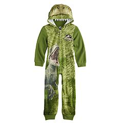 Boys 6-12 Jurassic World Union Suit Costume