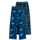 Boys 6-16 Cuddl Duds Fleece Game Controller 2-Pack Lounge Pants