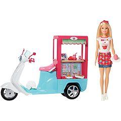 Barbie Bistro Cart Play Set