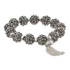 Napier Cluster Ball Stretch Bracelet