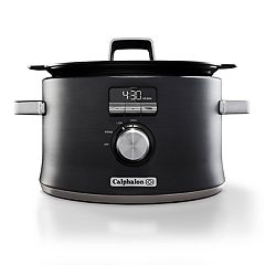 Calphalon Electrics Sauté Digital Slow Cooker