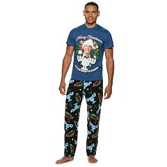 Men's National Lampoon Christmas Vacation Tee & Lounge Pants Set