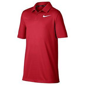 Boys 8-20 Nike Victory Golf Polo