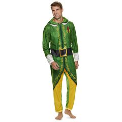 Men's Buddy the Elf Union Suit