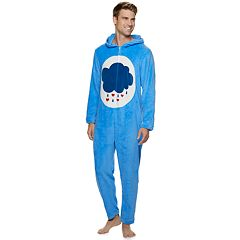 Men's Grumpy Care Bear Union Suit