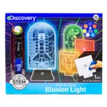 Discovery Color Changing Etch & Glow Illusion Light