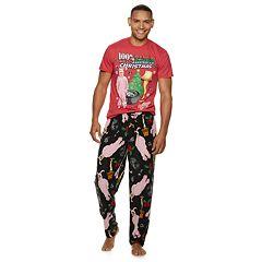 Men's A Christmas Story Tee & Lounge Pants Set