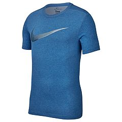 Big & Tall Nike Dri-FIT Swoosh Logo Tee