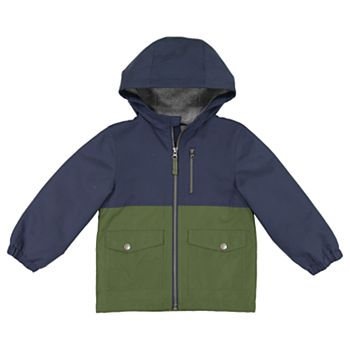 7ae572737 Baby Boy Carter s Colorblock Hooded Midweight Jacket
