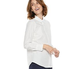 Women's POPSUGAR Essential Poplin Shirt