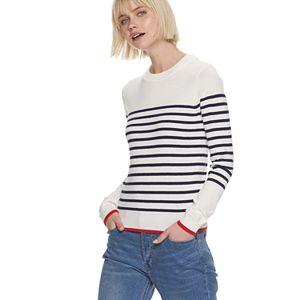 d5d9871484d Women s POPSUGAR Striped Oversized Boatneck Sweater. Sale